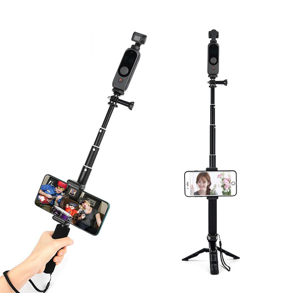 fpv-system STARTRC Handheld Gimbal Camera Stand Tripod Extension Pole Selfie Stick Set for FIMI PALM 2 FPV Gimbal HOB1836444