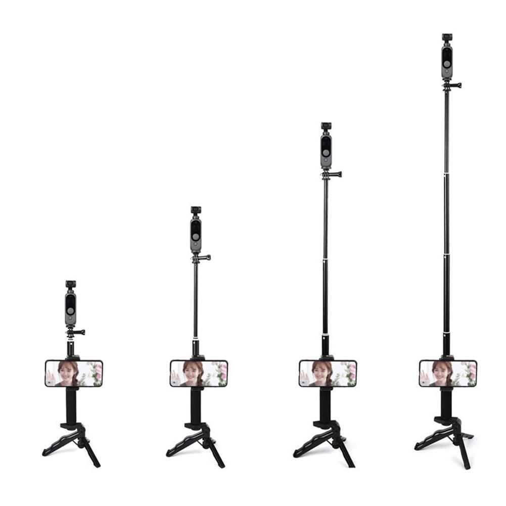 fpv-system STARTRC Handheld Gimbal Camera Stand Tripod Extension Pole Selfie Stick Set for FIMI PALM 2 FPV Gimbal HOB1836444 2