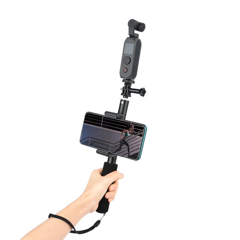 fpv-system STARTRC Handheld Gimbal Camera Stand Tripod Extension Pole Selfie Stick Set for FIMI PALM 2 FPV Gimbal HOB1836444 3