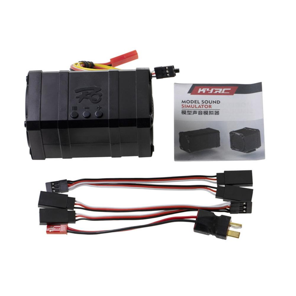 rc-car-parts RC Car 10 Mode Double Sound System for RC Ship Boat Vehicle Models HOB1836474