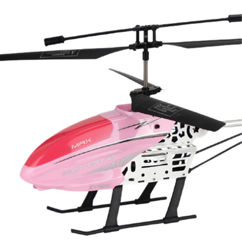 rc-helicopter ZY320 3.5CH Altitude Hold Fall Resistant Remote Control Helicopter RTF HOB1836864