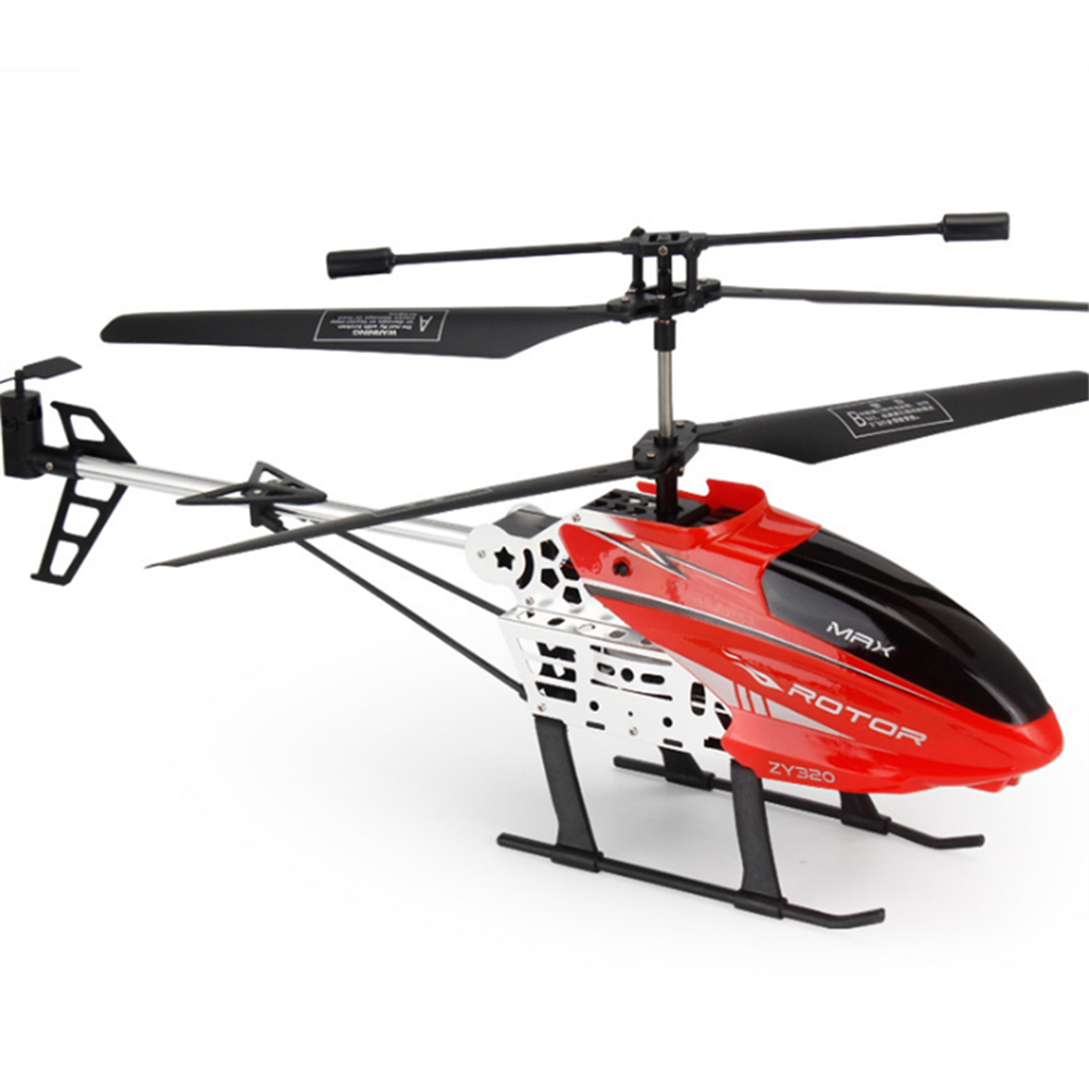 rc-helicopter ZY320 3.5CH Altitude Hold Fall Resistant Remote Control Helicopter RTF HOB1836864 1