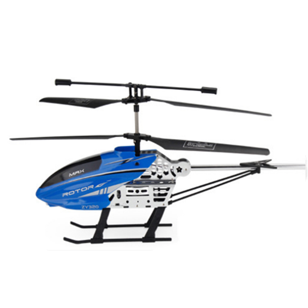 rc-helicopter ZY320 3.5CH Altitude Hold Fall Resistant Remote Control Helicopter RTF HOB1836864 2