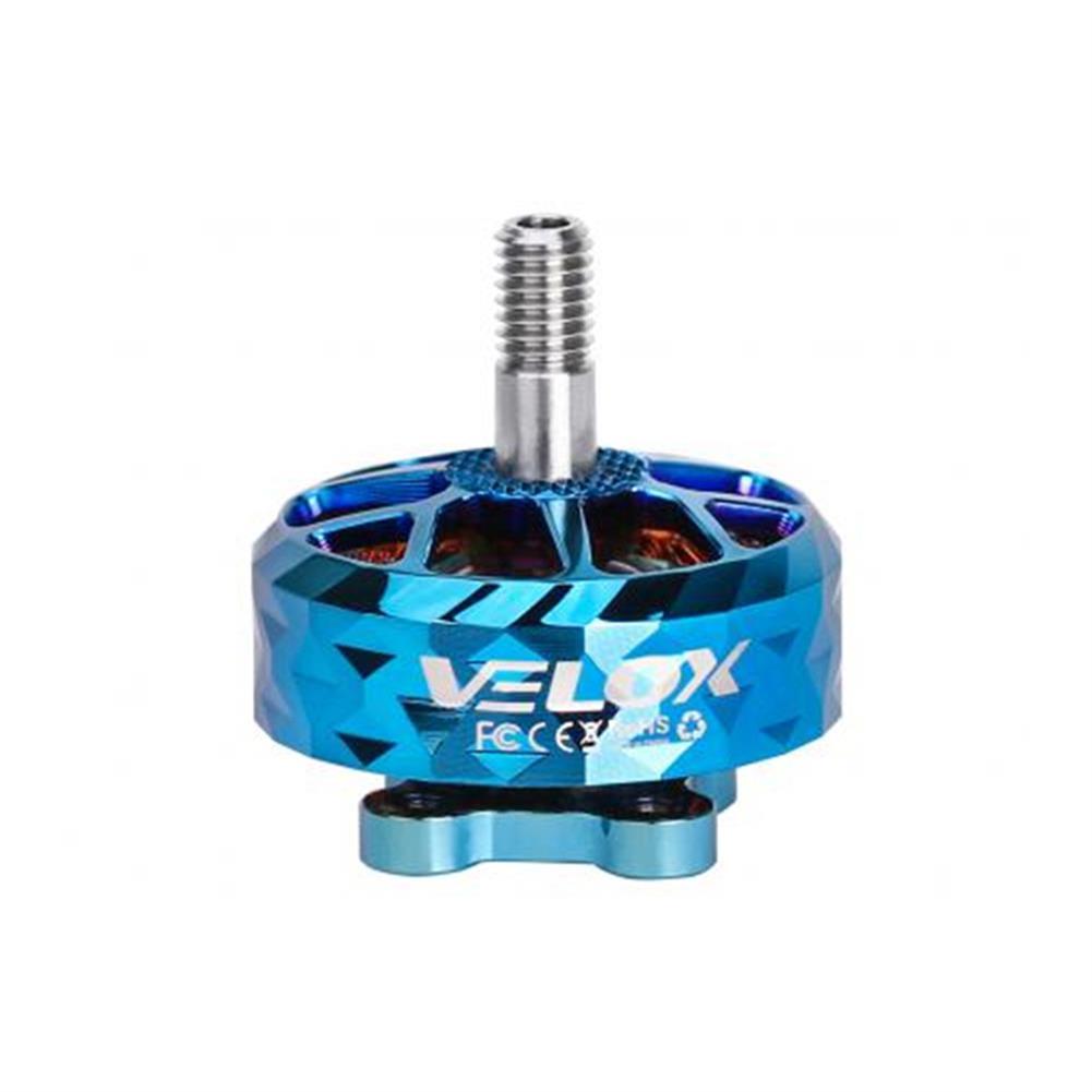 multi-rotor-parts 4 Pcs T-Motor VELOX VELOCE SERIES V2207.5 V2 1750KV 6S Brushless Motor for RC Drone FPV Racing HOB1837255 1