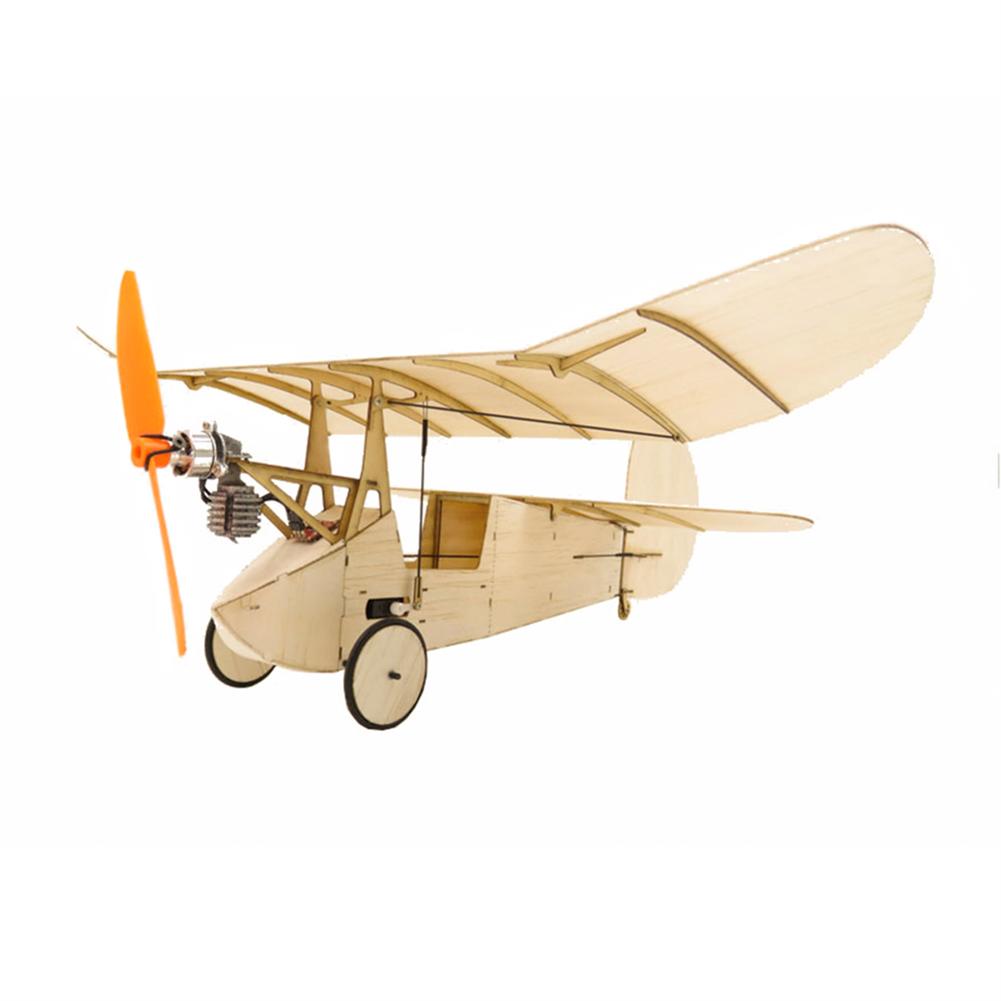 rc-airplane Dancing Wings Hobby K7 358mm Wingspan Ultra-micro Balsa Wood Laser Cut RC Airplane HOB1837927