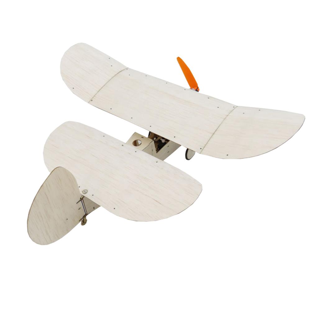 rc-airplane Dancing Wings Hobby K7 358mm Wingspan Ultra-micro Balsa Wood Laser Cut RC Airplane HOB1837927 2