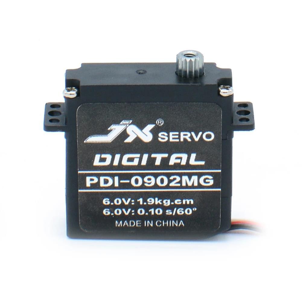 rc-servos JX Servo PDI-0902MG 9.4g 2.6kg High Torque Standard Digital Servo for RC Plane Robot Helicopter HOB1838343