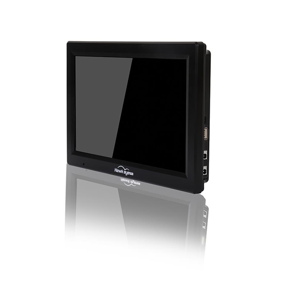 fpv-system Hawkeye Little Pilot Captain 10.2inch IPS 1280x720 1000lux 5.8G 48CH Dual Receiver DVR FPV Monitor 3S-6S for RC FPV Racing HOB1838478 2
