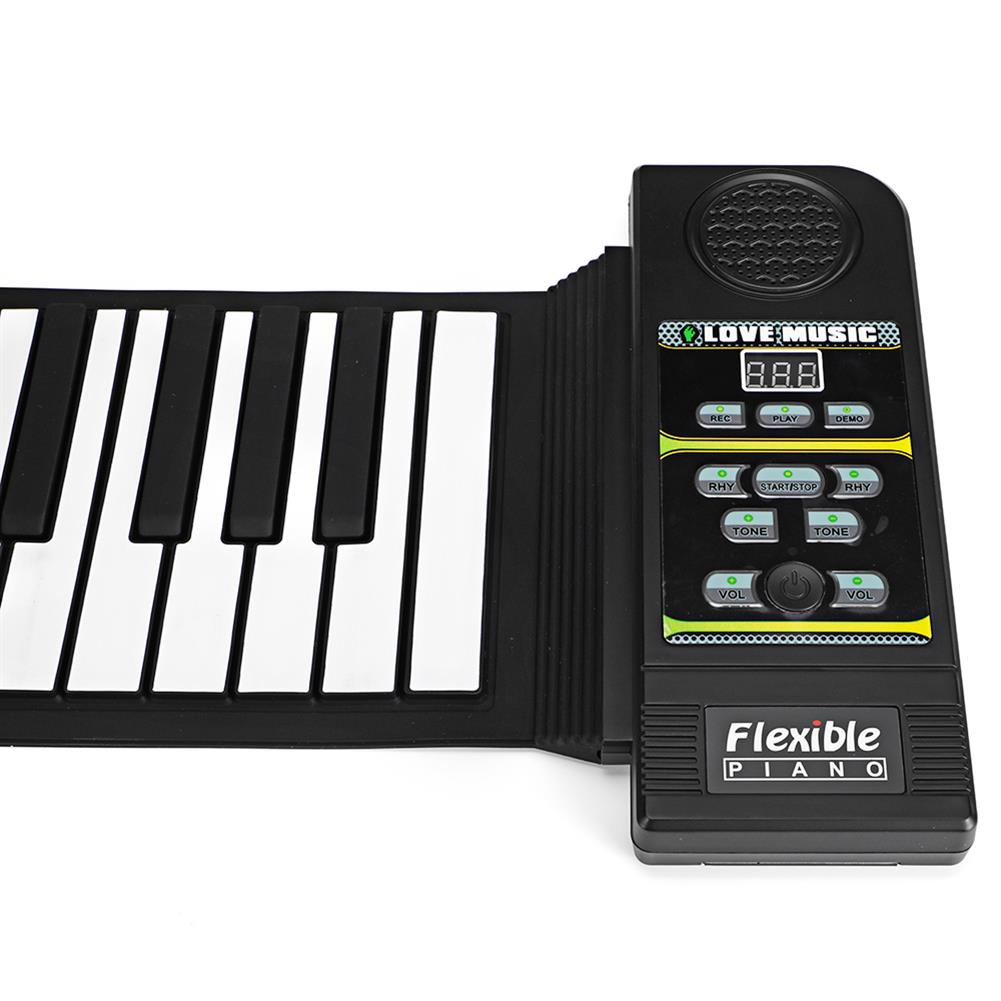 roll-up-piano 88 Standard Keys Foldable Portable Electronic Keyboard Roll Up Piano HOB1838768 1