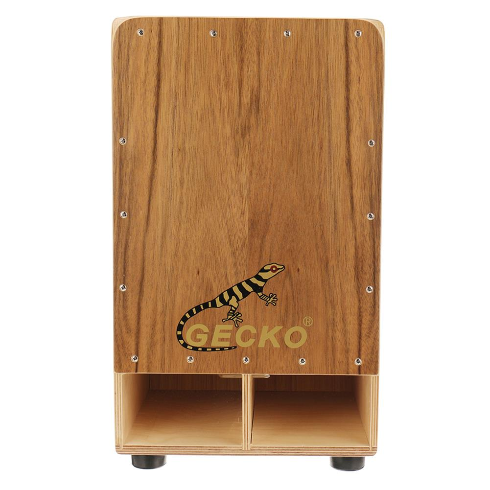 folk-world-percussion GECKO CD01 Hand Percussion Cajon Box Drum HOB1839082