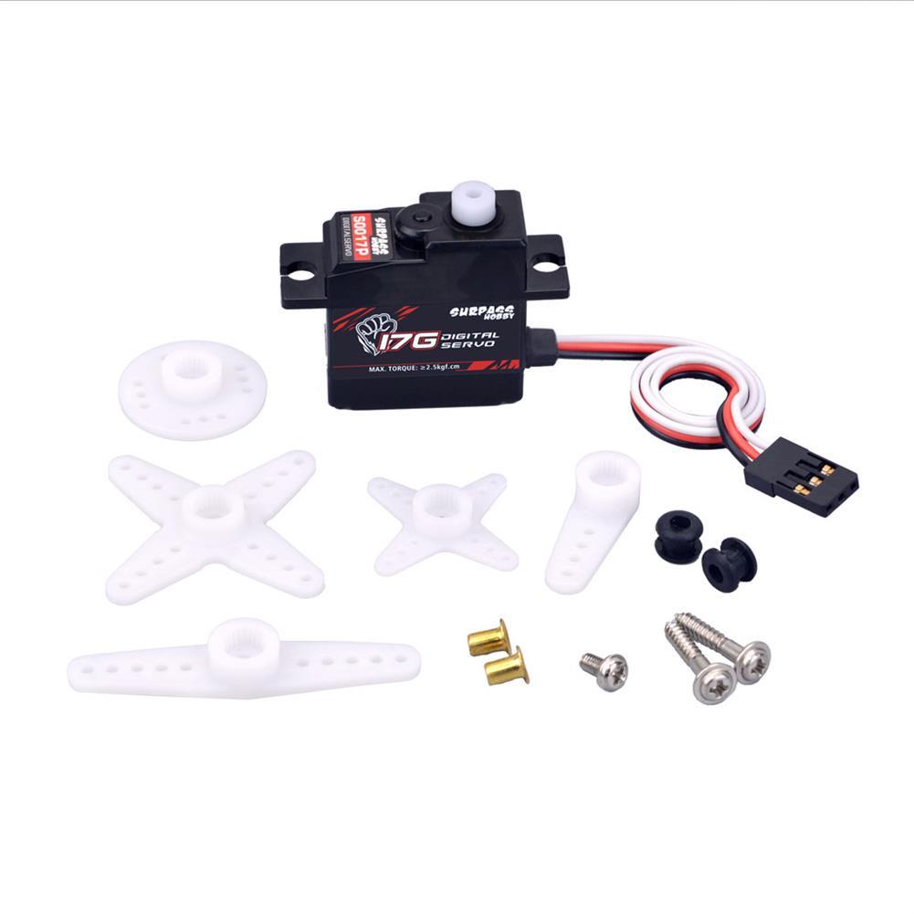 rc-car-parts RGT 136161 25T 17g Servo Plastic Gear for 1/16 RC Car Vehicle Parts R62060 HOB1839455 1