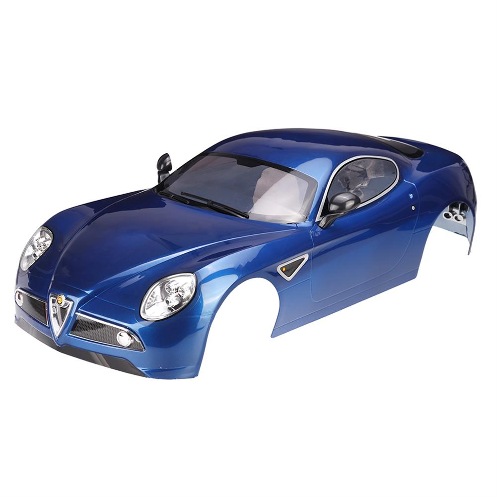 rc-car-parts Killerbody 48093 for 1/7 8C Finished RC Car Body Blue Vehicle Models Parts HOB1839685