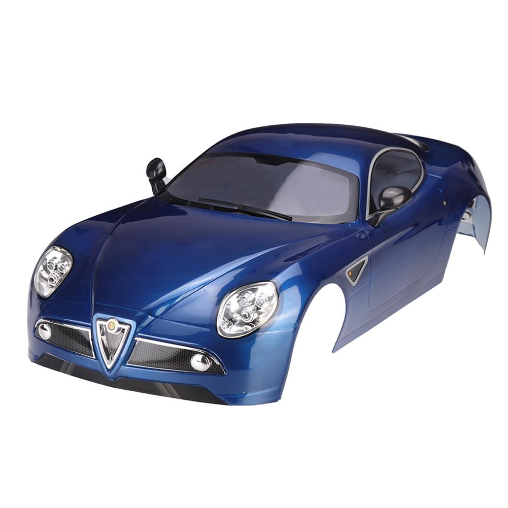 rc-car-parts Killerbody 48093 for 1/7 8C Finished RC Car Body Blue Vehicle Models Parts HOB1839685 1
