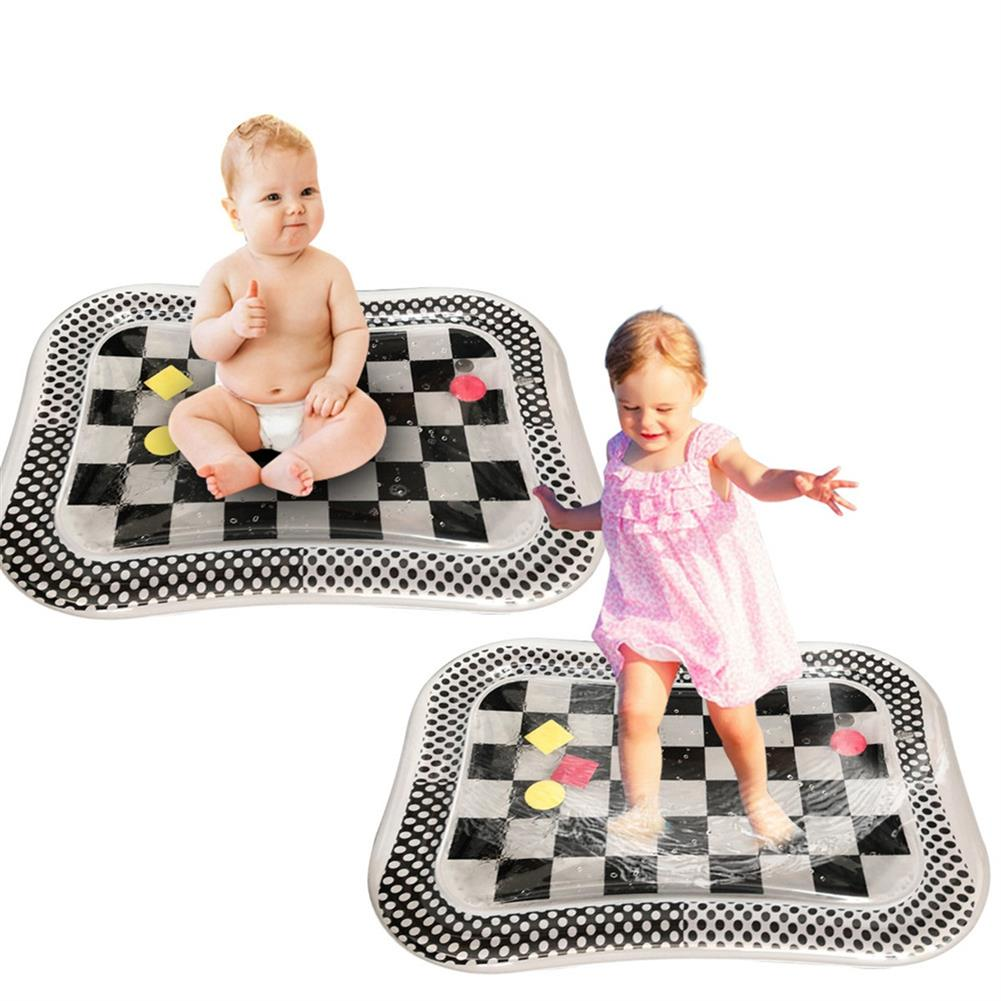play-mats infant Toy Gift Baby Activity Play Mat inflatable Sensory Playmat indoor Small Pad for Toddler Fun Game HOB1840527