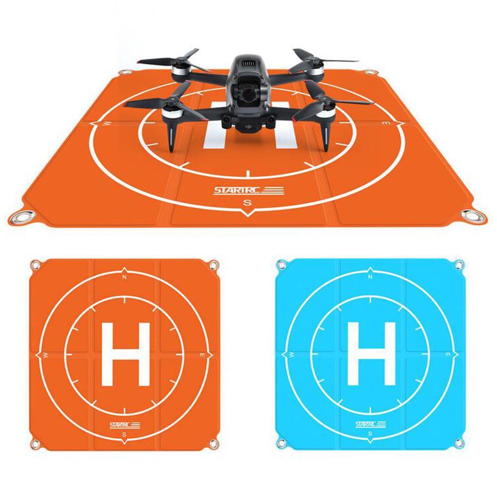rc-quadcopter-parts STARTRC 50cm Waterproof Foldable Parking Apron Landing Pad for DJI AIR 2S/Mini 2/Mavic Air 2/Mavic 2 Pro/DJI FPV Drone HOB1841732