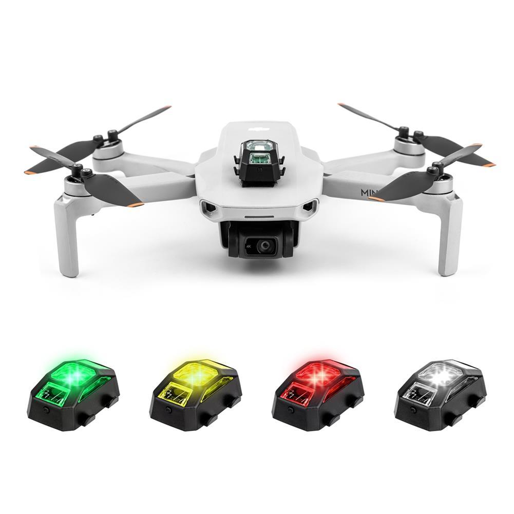 rc-quadcopter-parts STARTRC LED Night Flight Flash Light Signal Strobe Alarm indicator Lamp for DJI AIR 2S/Mavic Air 2/Mini 2/FPV Combo HOB1841827