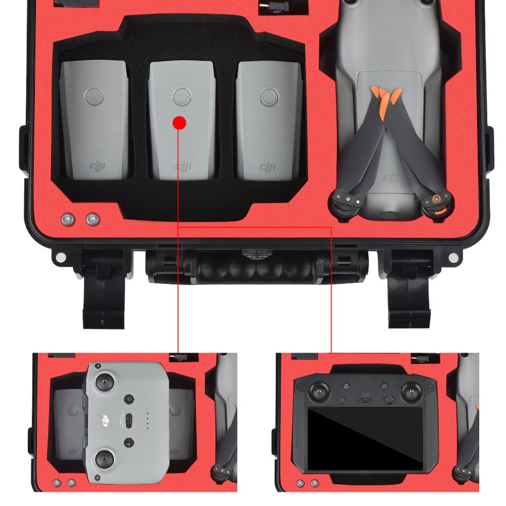 rc-quadcopter-parts STARTRC Waterproof Portable Carrying Case for DJI Mavic Air 2S RC Quadcopter HOB1841858 3