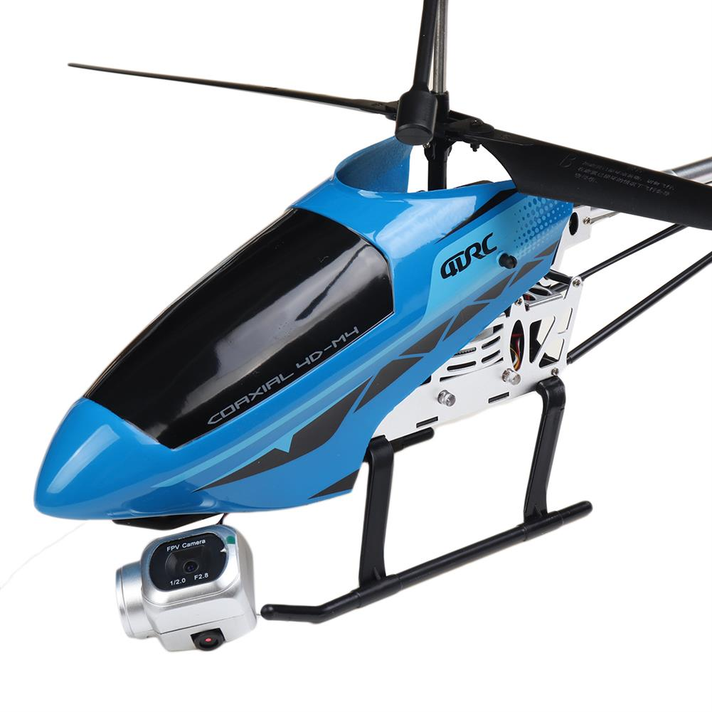 rc-helicopter 4DRC M4 2.4G 6CH 4K Dual Cameras Altitude Hold Super Large Alloy Remote Controlled Aircraft RC Helicopter RTF HOB1841897