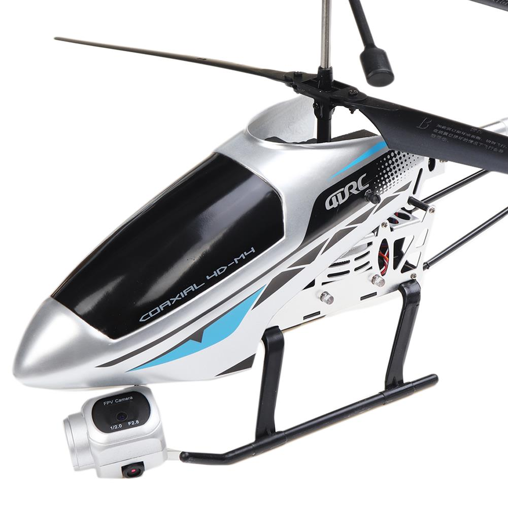 rc-helicopter 4DRC M4 2.4G 6CH 4K Dual Cameras Altitude Hold Super Large Alloy Remote Controlled Aircraft RC Helicopter RTF HOB1841897 1