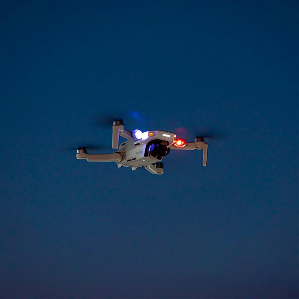 rc-quadcopter-parts STARTRC Rechargeable Strobe Light Flashing Night Flight indicator Light for DJI FPV/Mavic Mini 2/Mavic Air 2 RC Quadcopter HOB1842093 2
