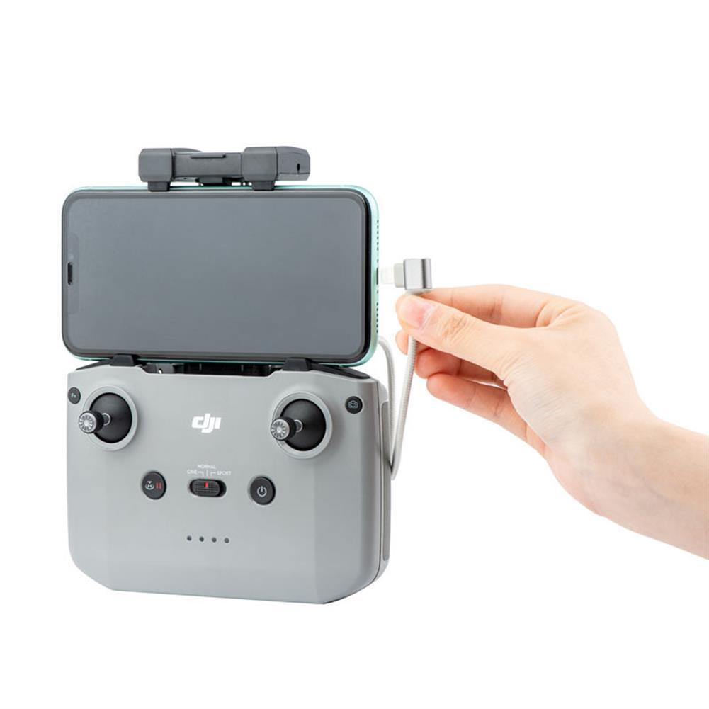 rc-quadcopter-parts STARTRC 30cm Remote Controller Data Cable to Mobile Phone Tablet for DJI Mavic Air 2/Mavic Mini 2 RC Quadcopter HOB1842249 2