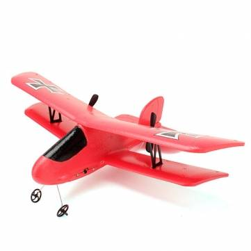Flybear FX-808 2.4G 2CH EPP Parkflyers RC Biplane