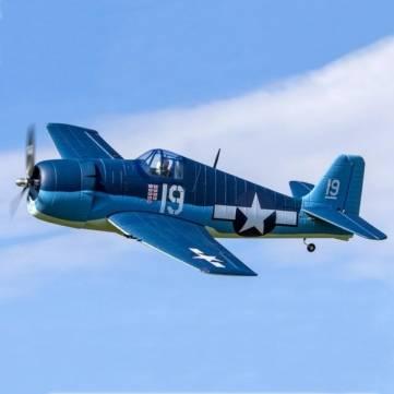 Dynam F6F Hellcat 1270mm Wingspan Warbirds RC Airplane PNP