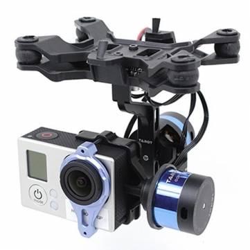 Tarot T-2D V2 Camera Gimbal ZYX22 Gyro TL68A00 For GoPro3