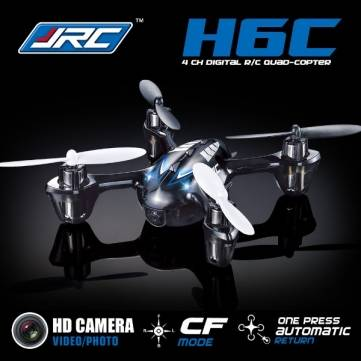 JJRC H6C Headless Mode Quadcopter with Camera