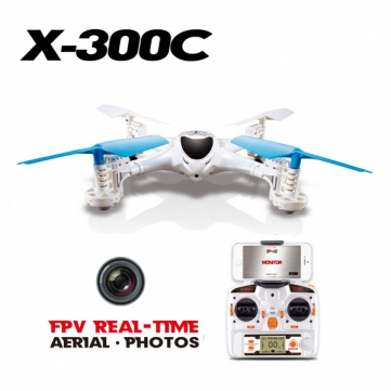MJX X300C FPV Headless Mode RC Quadcopter With HD Camera