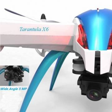 JJRC YiZhan Tarantula X6 Wide Angle 5MP CameraQuadcopter