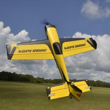 RocHobby 3D MXS 1100mm EPO RC Airplane PNP