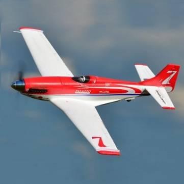 RocHobby Strega P-51 Sport Racer 1070mm Wingspan PNP