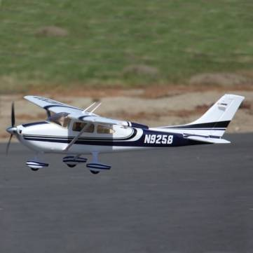 FMS Sky Trainer 182 V2 5CH Blue 1410mm Wingspan PNP