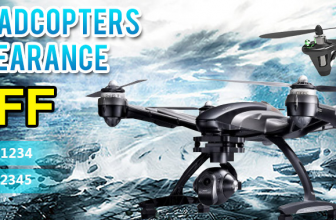 20% Off for RC Quadcopter Clearance at Banggood